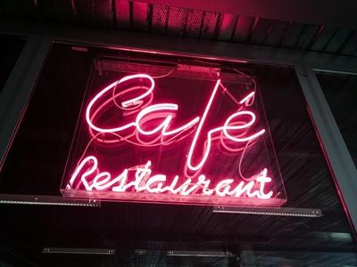 Caf Restaurant non