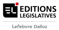 Editions legislatives - Lefebvre Dalloz